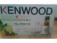 Kenwood food blender 3 in 1