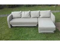 Corner Sofa Bed (4 seats)