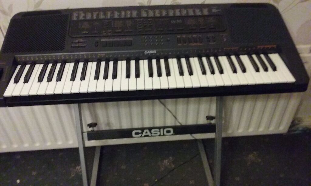 casio ctk 1000 keyboard in ballymena county antrim gumtree. Black Bedroom Furniture Sets. Home Design Ideas