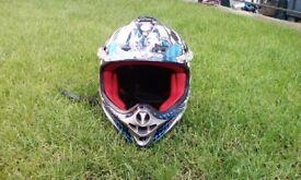 Bks helmet size X's 54cm
