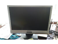 """Swisstec 19"""" multi function monitor, excellent condition"""