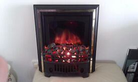 For sale electric fireplace