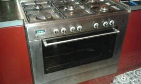 GREAT DELONGHI RANGE COOKER FOR CHEAP SALE