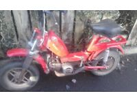 benelli 50cc for repair