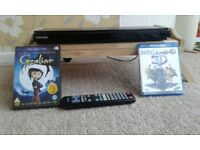 SAMSUNG 3D BLUE RAY DISC PLAYER