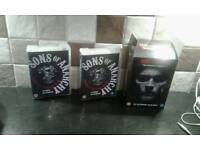 DVD sons of anarchy whole series