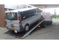 VEHICLE/ BREAKDOWN CAR RECOVERY. DELIVERY/ TOWING SERVICE