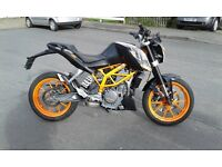2014 KTM 390 DUKE PRICED TO SELL NO OFFERS RIDE AWAY