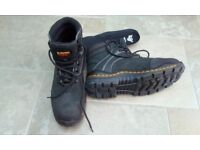 Dr Martens Safety Boots UK 11 Never been worn .