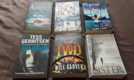 6 Crime/Thrillers