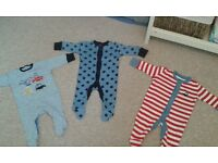 Baby boy clothes 0-6 mths bundle