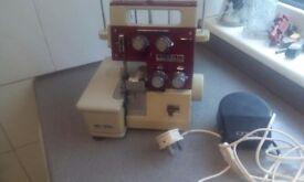 Riccar Lock RL-340 Sewing Machine