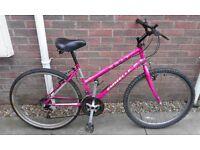 Ladies Emelle Bali Mountain Bike Bicycle