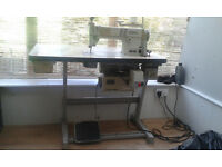 Brother E-40 Industrial sewing machine
