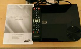 Samsung BD-F6500 3d bluray player