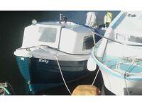 16ft Arran fishing boat similar to Orkney