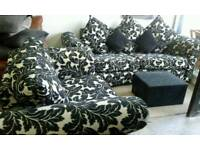 New ex display John Lewis sofa plus cuddle chair delivery