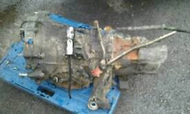Audi A6 2.5 gearbox 5 speed