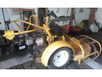 wolsely webb clearway mower early scagg version