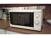 Compact microwave