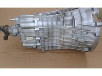 gearbox ford transit