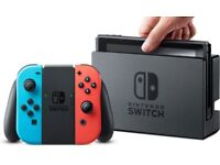 Nintendo Switch for sale, brand NEW in box