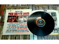 The Beach Boys – Best Of The Beach Boys, G+, released on Capitol Records in 1966.