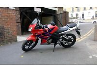 Honda CBR 125cc, great bike, for sale!!!