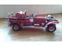 Old american fire engine