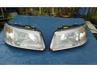 VW T5 Transporter Head Lights
