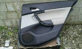 Right Back DOOR - Vauxhall Insignia 2.0 CDTI 2009 Grey Z177