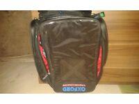 Oxford X40 OL135 Lifetime Motorcycle Expander Tank Bag Black, Never used