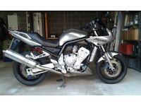 2004 Yamaha 1000 Fazer