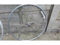 front mountain bike wheel 26 inch deore XT matrix