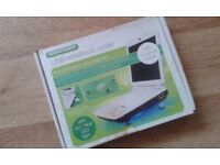 Boxed Signalex notepad cooler
