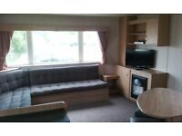 3 Bedroom Caravan for rent / hire at Craig Tara - few mins walk to complex (49)