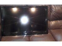 LG 42 inch tv spares or repairs