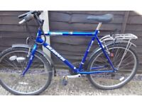 One ladys and one gents bike for sale.