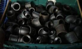 iron pipe fittings various types