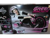 Pink Green Machine, brand new and boxed