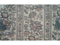 Pair of Large Montgomery 'Chatsworth' Curtains