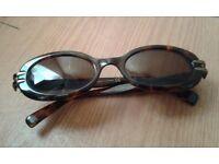 Ladies Escada tortoiseshell style glasses