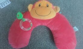 Tummy Time Monkey