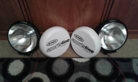 Ring Sportsline Halogen Driving Lamps