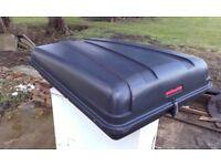 350ltr roof box near skegness