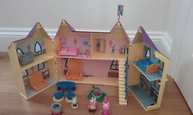 Peppa Pig Princess Peppa's Palace Playset