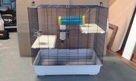 Savic Chichi 2 (Chinchilla) Animal Cage 80 x 80 x 50cm