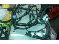 Honda B16 engine side wiring loom Civic conversion
