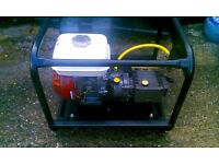 Honda Industrial Pressure Washer Car Wash Valeting Patio Driveway Farm Diggers Jet Wash Bin