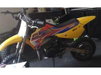 lem 50cc runs 150 no offers needs chain link and punture sorting